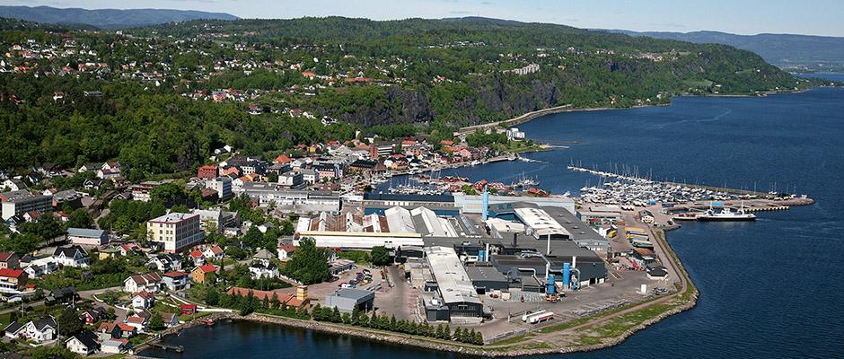 Hydro Holmestrand 100 år  – Ett stycke norsk industrihistoria