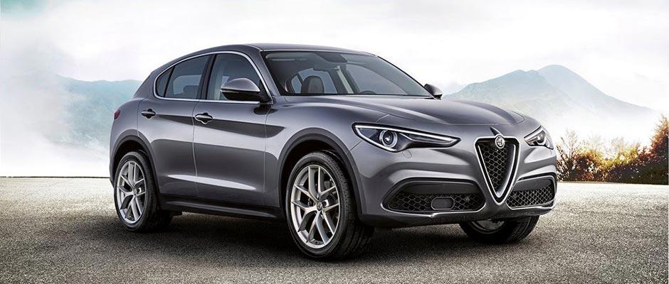 Alfa Romeos SUV får aluminium från Constellium