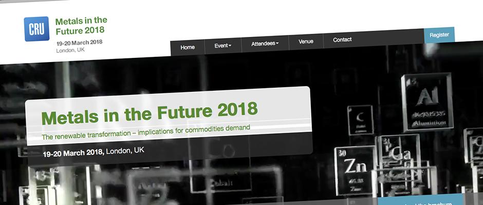 Ny konferens med fokus på framtida metallkrav