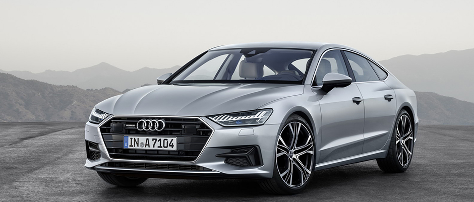 Constellium bidrar med aluminiumlösningar till nya Audi A7