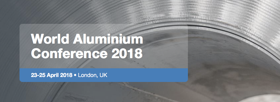 World Aluminium Conference 2018