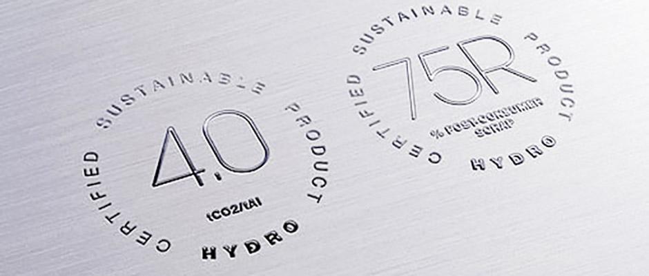 Hydro lanserar certifierade miljöprodukter av aluminium