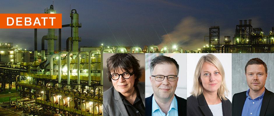Kompetensbrist – en  överlevnadsfråga för svensk industri