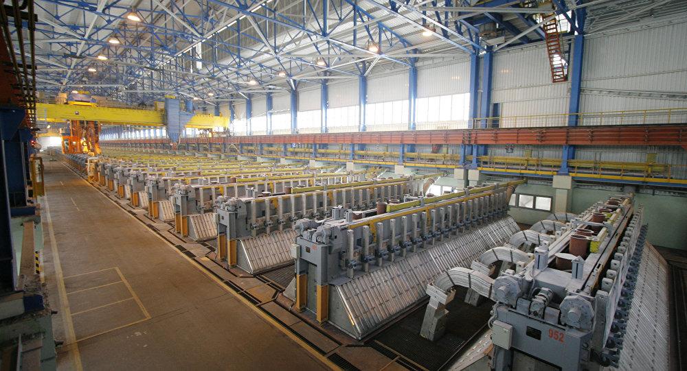 Rusal skjuter upp  nystart av aluminiumproduktion