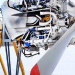 Ryska tekniker provar världens första flygplansmotor helt av aluminium