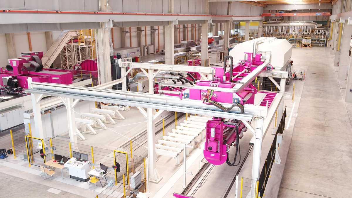 AMAG öppnar ny high-tech station för multikompositer