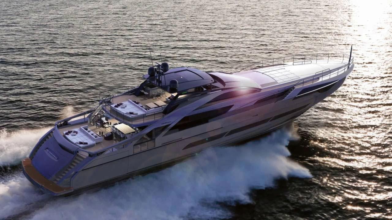 Perishing lanserar sin första superyacht av aluminium