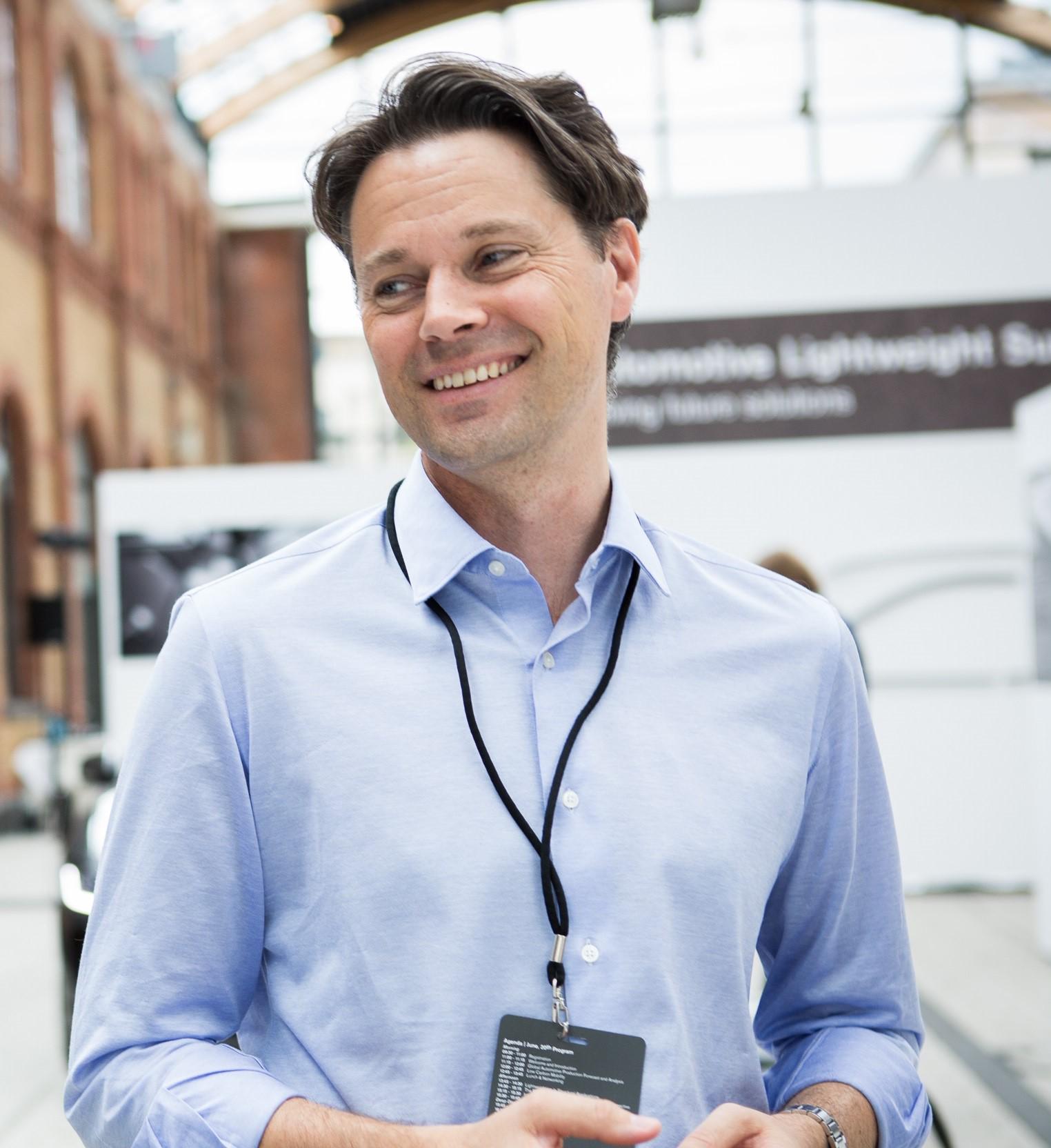 Jonas Bjuhr ny VD i Hydro Extrusion SwedenAB från 16 september