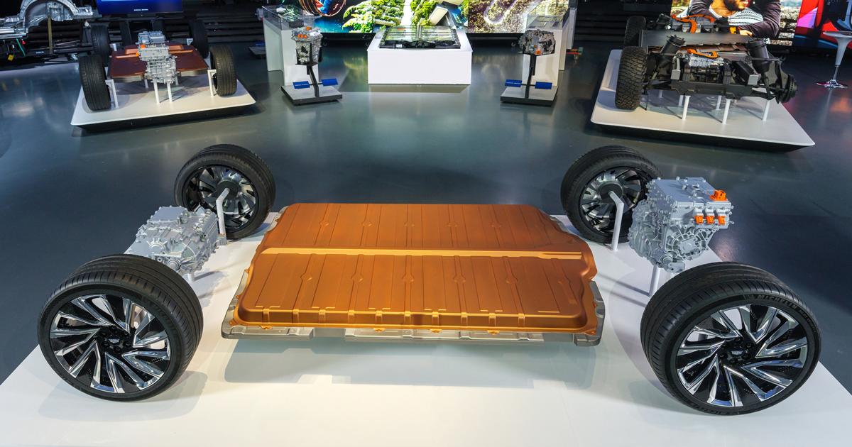 GM letar lösningar med aluminium